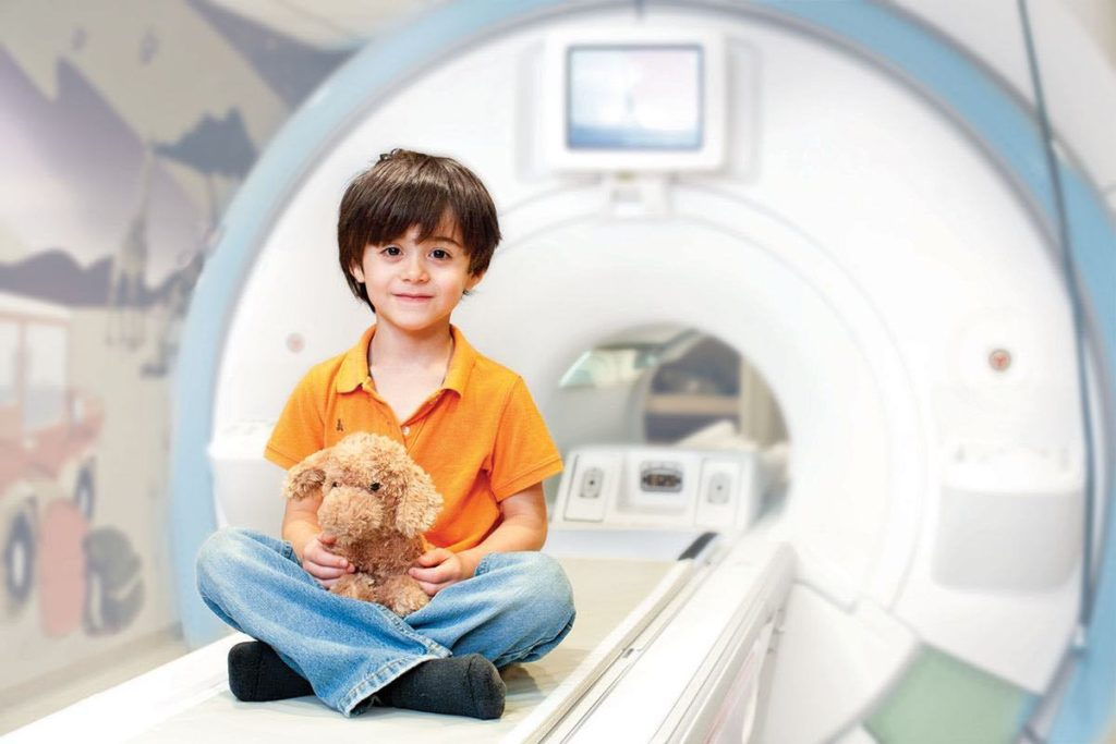 Researchers Study Best Way to Perform Pediatric MRI Scans