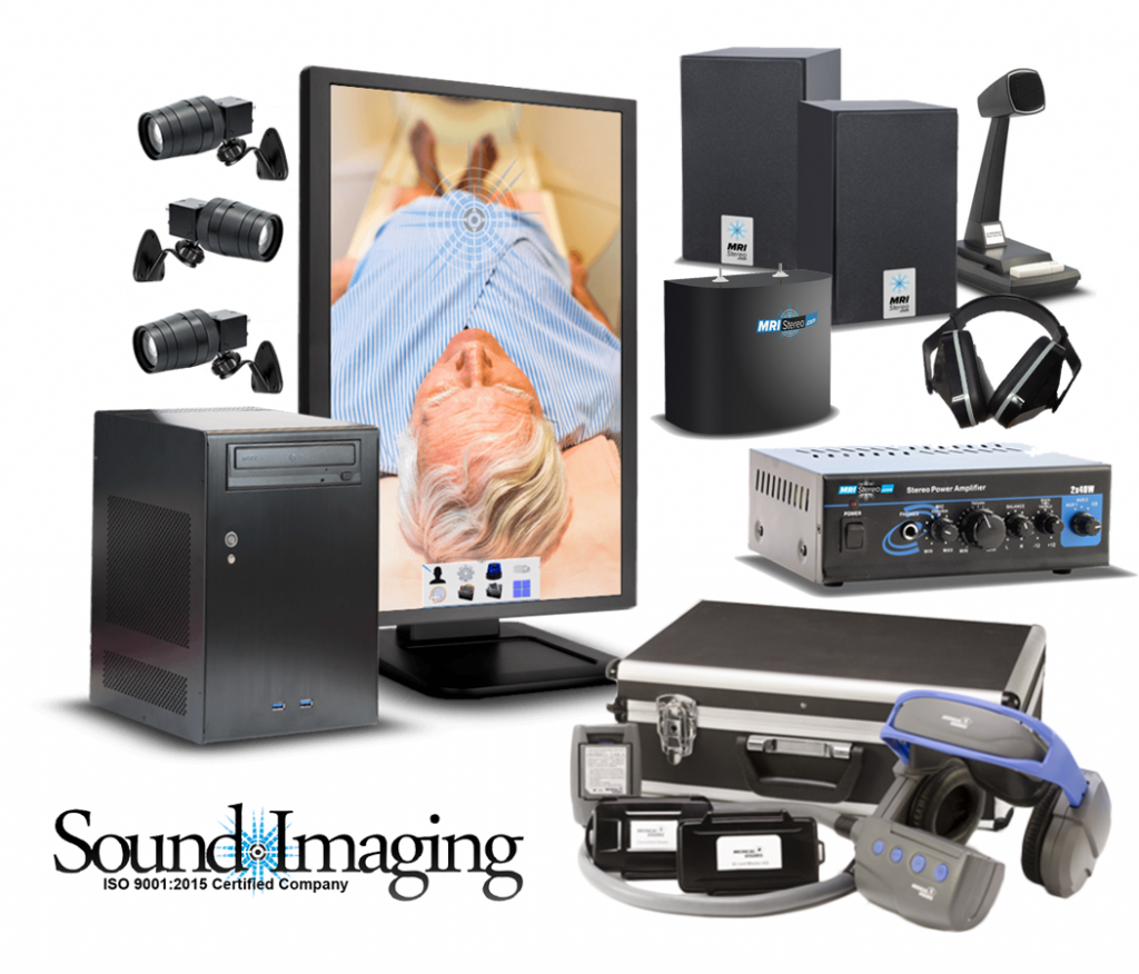 SOUND IMAGING MRI ACCESSORIES RADIOLOGY
