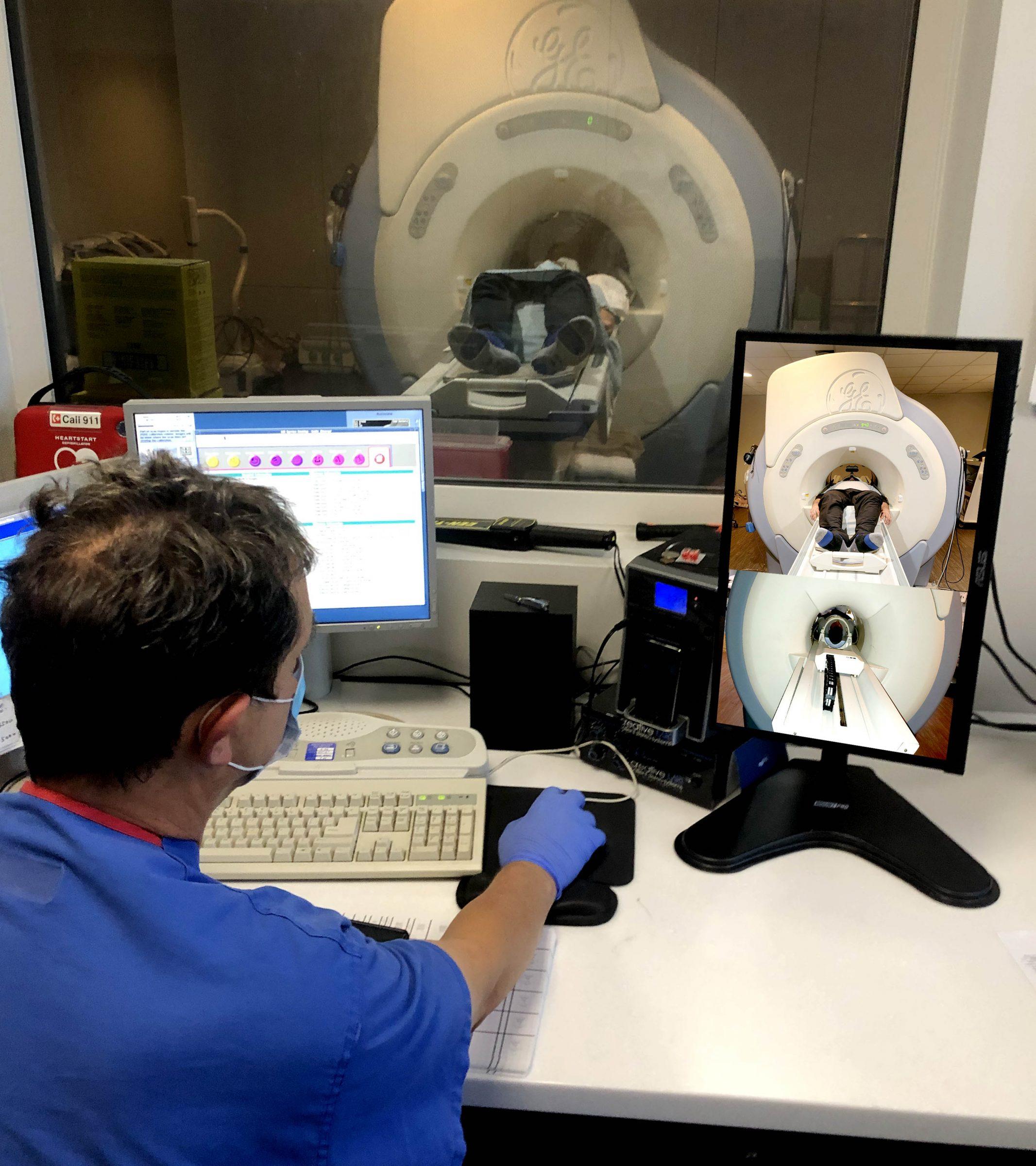 MRI BreCam Dual Cam